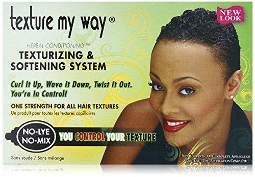 Best Hair Texturizer Sandra Downie