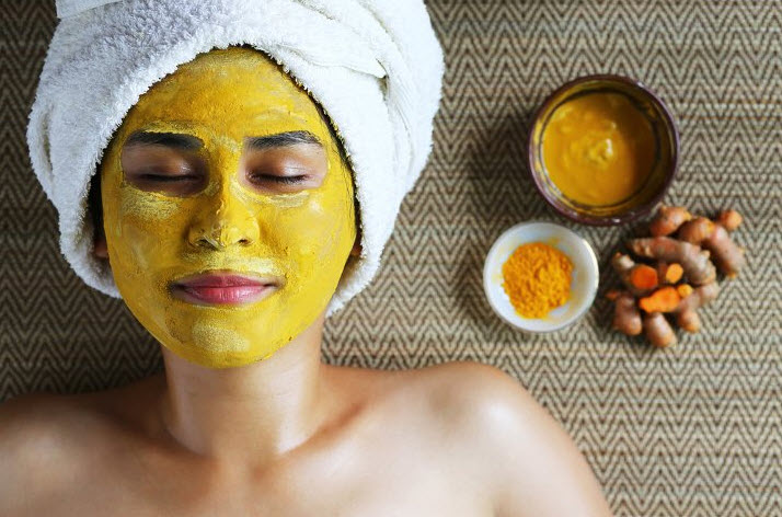 diy turmeric mask