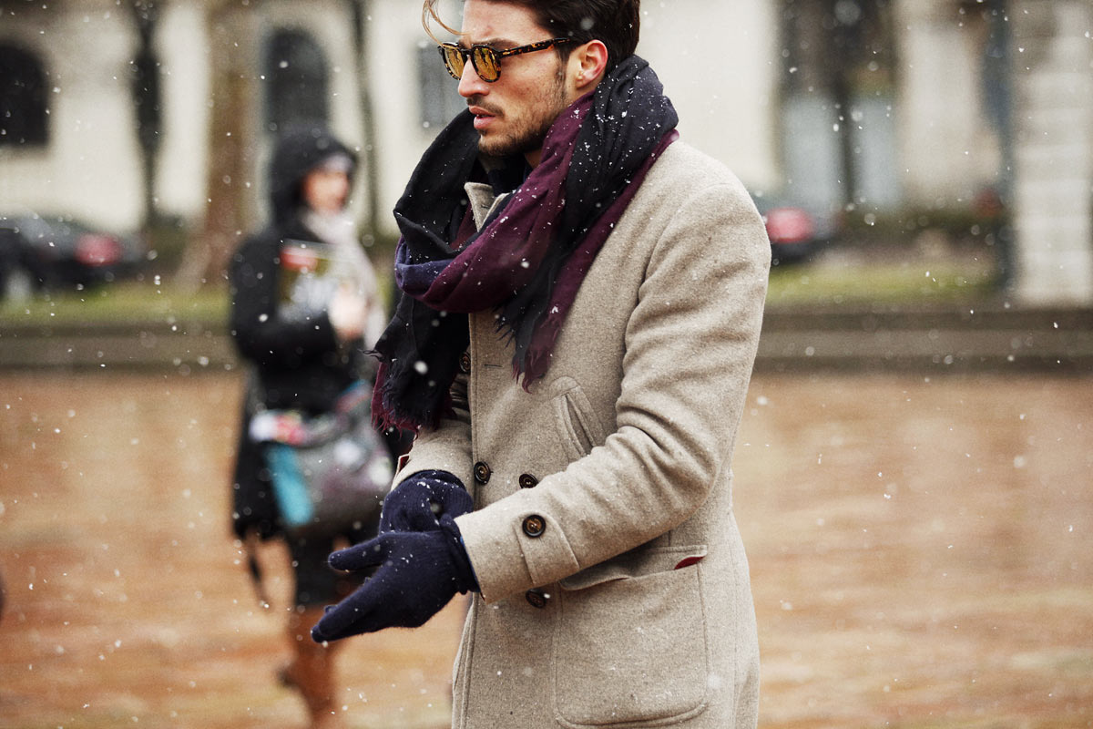 5 Tips for Dressing Your Man in Style This Winter