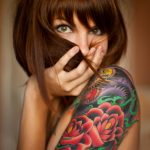 tattooed lady
