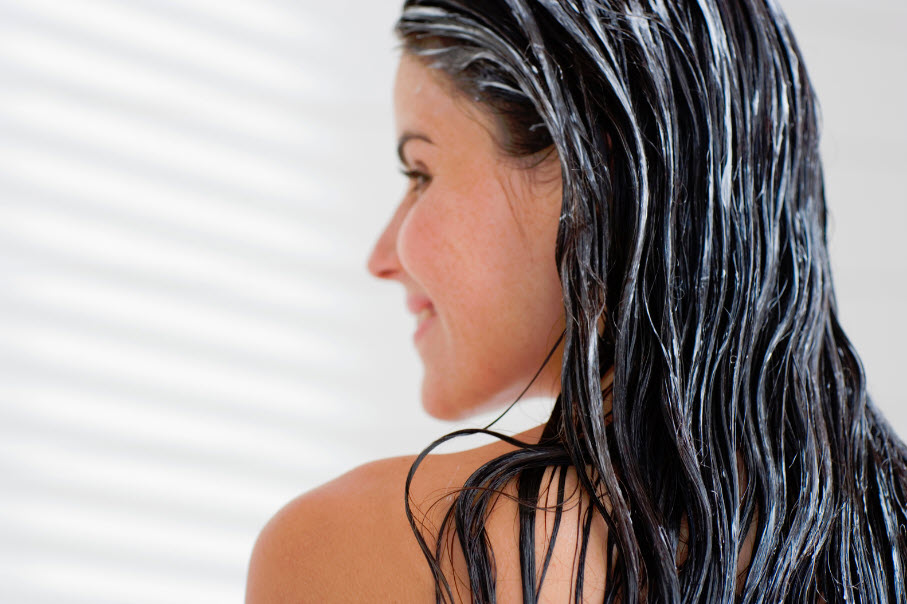 Natural Recipes for Homemade Hair Conditioner