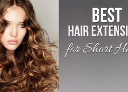 Best Hair Extensions for Short Hair