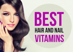 Best Hair and Nail Vitamins