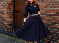 How to Rock a Party in Vintage Style?