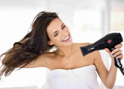 7 mistakes you're making when drying your hair