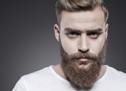 How To Grow A Thick Beard?